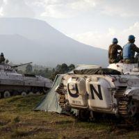 La guerra africana dei caschi blu