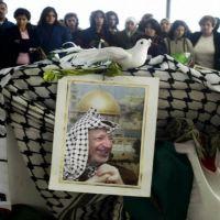 L'odissea post-mortem del martire Arafat