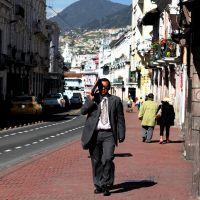 10 marzo. Quito, Ecuador