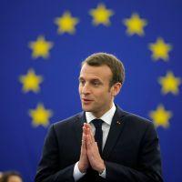 Macron salvatore d'Europa?
