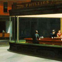 Vermeer e Hopper, due cavalletti con obbiettivo