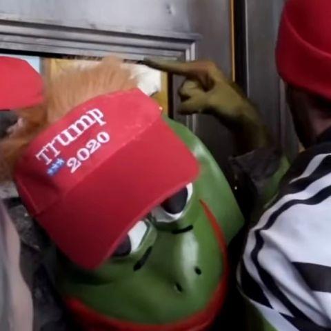 La guerra dei meme arriva a Capitol Hill