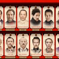 Grand Budapest Hotel di Wes Anderson
