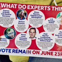 Brexit: meglio l'Europa oggi che la recessione domani