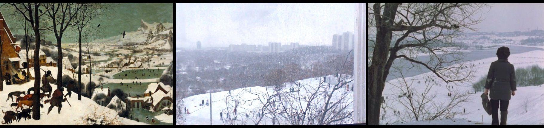 Loveless sulle orme di tarkovskij l 39 eco del nulla - Lo specchio tarkovskij ...